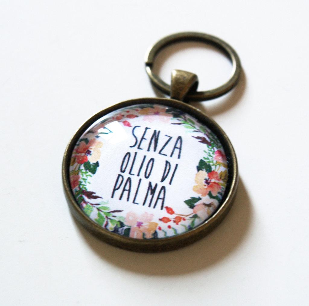 Portachiavi Senza Olio di Palma