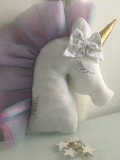 Magico cuscino unicorno