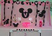 Fondale di Minnie