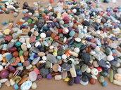 500 grammi di pietre miste sfuse
