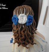 MARIA, bomboniere bamboline Matrimonio