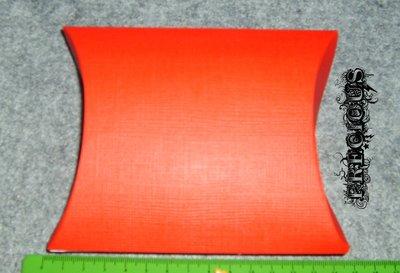 Scatolina regalo rossa