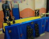 Tavolo di Batman