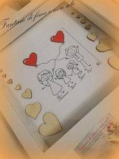 Cornice Family personalizzata