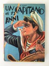 Libro Vintage Giulio Verne