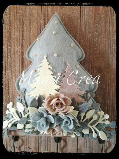 Albero di Natale handmade