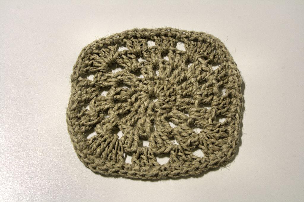Decorazione crochet