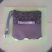 Mini bag lilla'