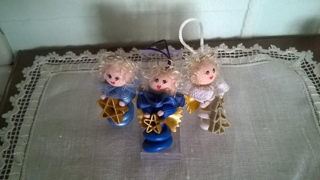 Angeli di pasta