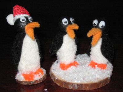 Pinguino morbido singolo