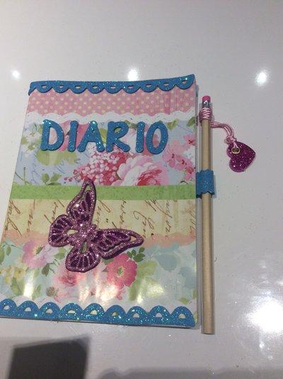 Quaderno diario segreto