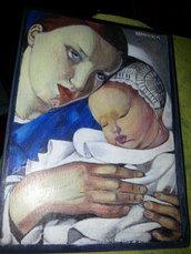 Maternità di  Lempicka