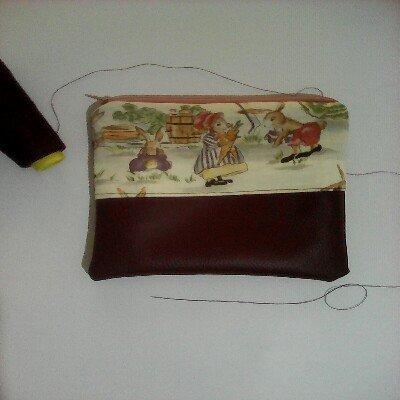 Mini bag Beatrix Potter