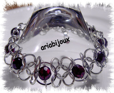 tutorial bracciale in chainmail