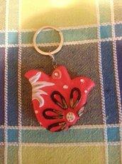 Portachiavi Tulipano Rosso