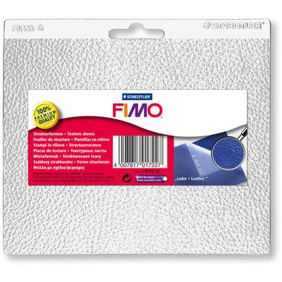 FIMO texture LEATHER (articolo 8744 13)