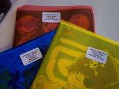 Etichette per quaderni e libri scolastici personalizzati