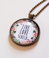 Collana Live Love Scallò