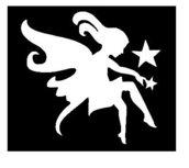 Stencil per Tattoo Glitter 07