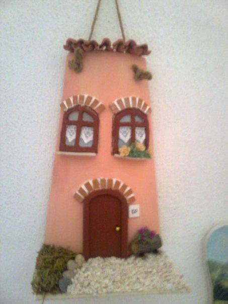 Tegola decorata