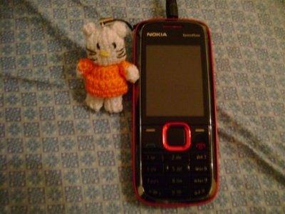 phone strap hello kitty