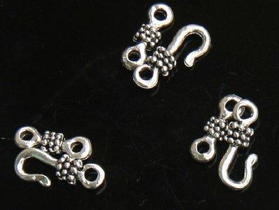 4 Chiusure per collane e braccialetti FER 49
