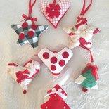 Set decorazioni assortite Natale DECO 2.0