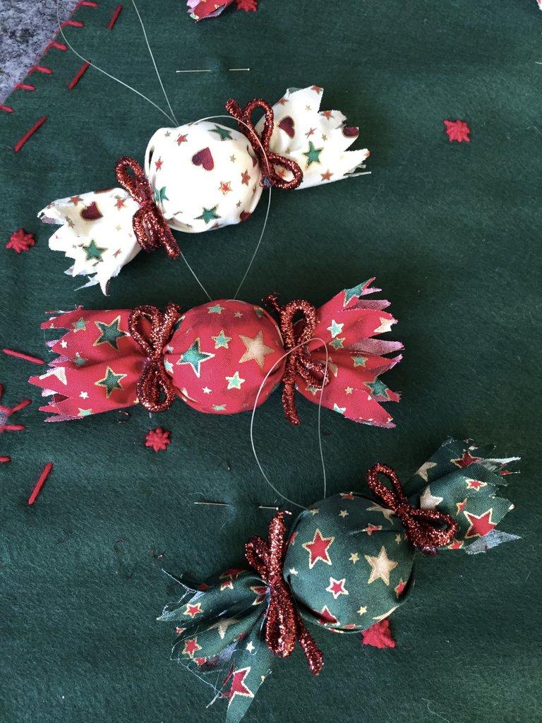NATALE - pallina di Natale caramella