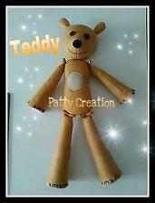 Teddy di Topo Tip  in 3D