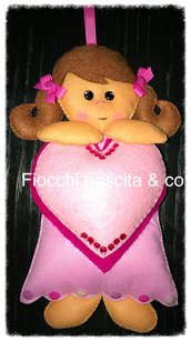 Fiocco nascita Sweet doll