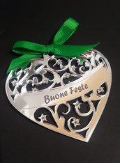 a Natale... regala una decorazione con il Cuore !!