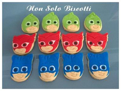 Biscotti PJ Mask