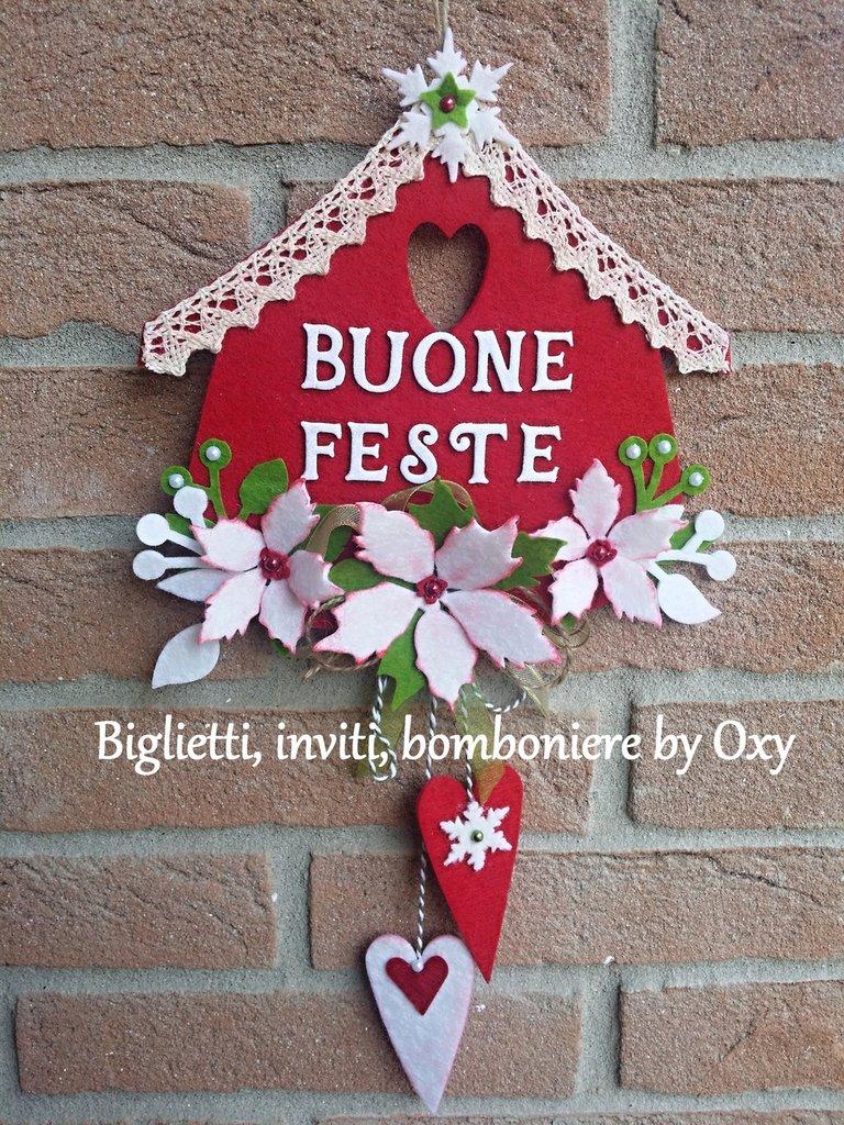 Casetta Natalizia Fuoriporta Feste Natale Di