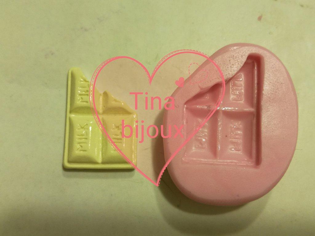 Stampo cioccolato con morso