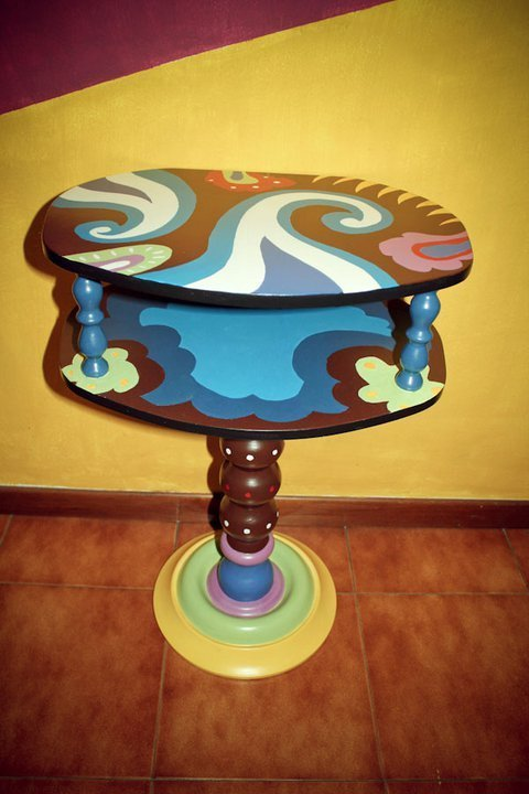 Tavolino Sirena