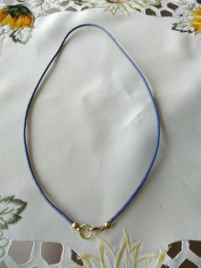 1  x cordino 43 cm