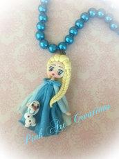 Collana Elsa e Olaf