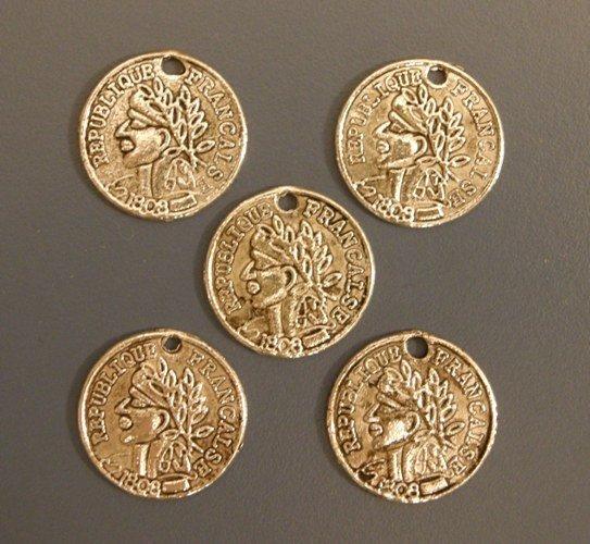 5 Monete Francesi