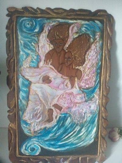 Paolo e Francesca nel turbine dell'inferno dantesco