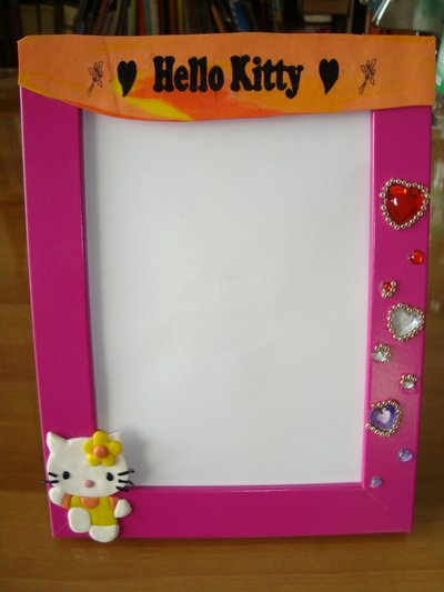 Cornice Hello Kitty Pink