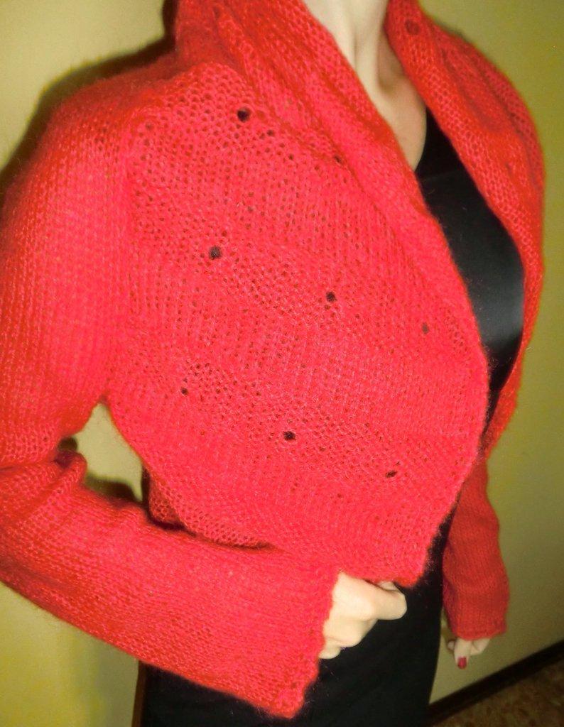 coprispalle lana