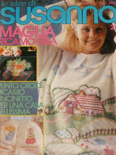 Susanna Settembre 1989