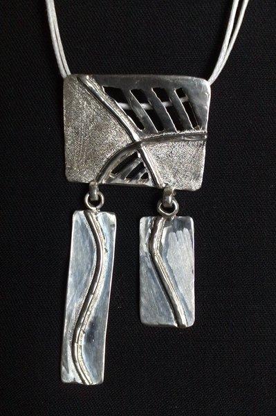 Pendente in argento