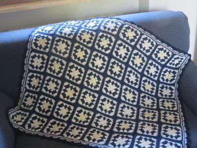 copertina per divano o lettino
