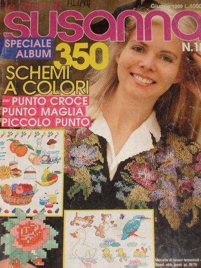 Susanna Speciale Album Giugno 1989