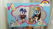 Photobooth Little pony