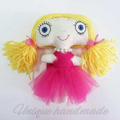 Bambola Principessa occhi blu