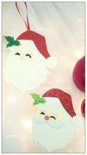 Babbo Natale addobbi/decorazioni