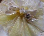 Bomboniere matrimonio-nozze argento-oro