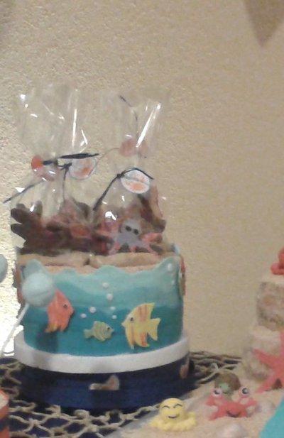 Dummy cakes o torte finte
